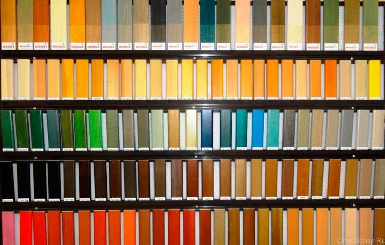 краска для внутренней отделки деревянного дома