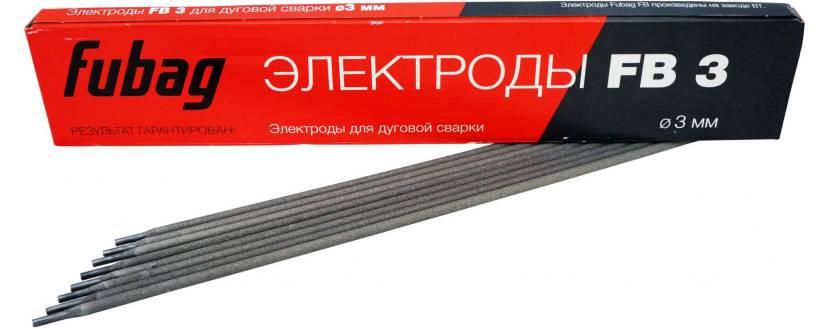 Электроды с рутиловым покрытием
