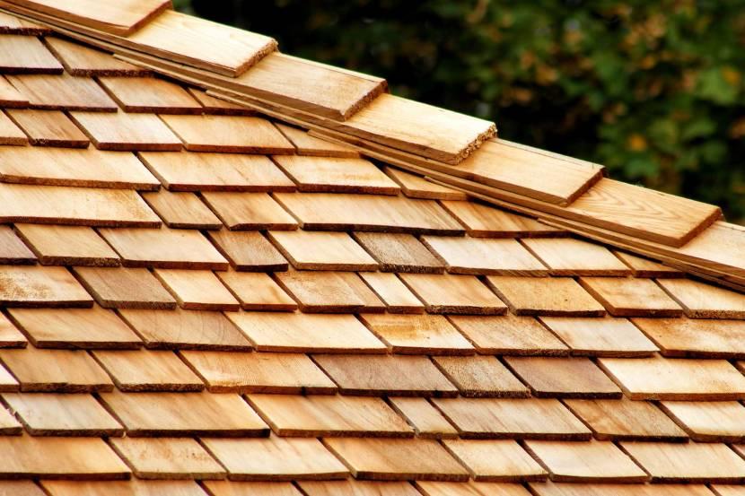 Тесовая крыша, установка в несколько слоёв