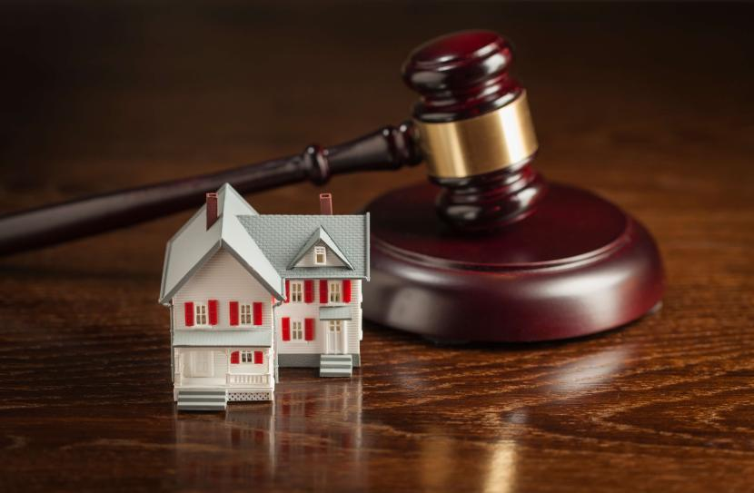 Право на дом приходится доказывать в суде