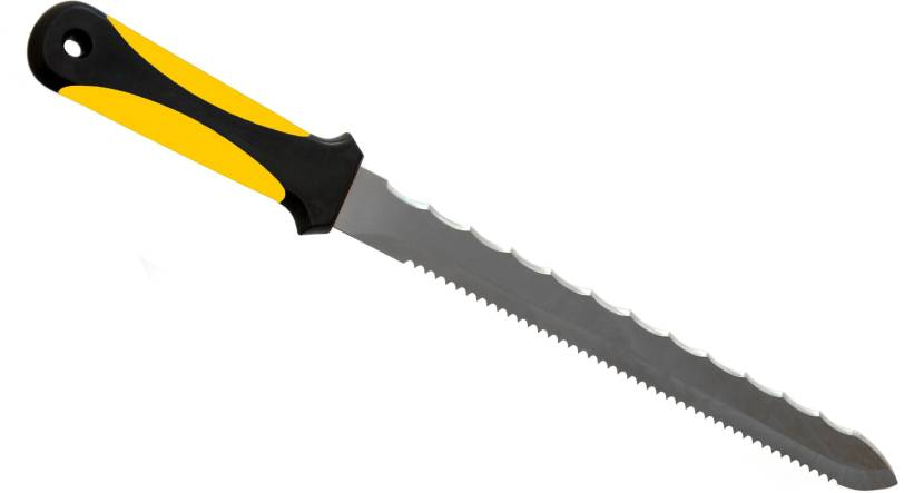 Нож с двухсторонним лезвием