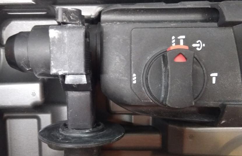 Трёхрежимный электроперфоратор
