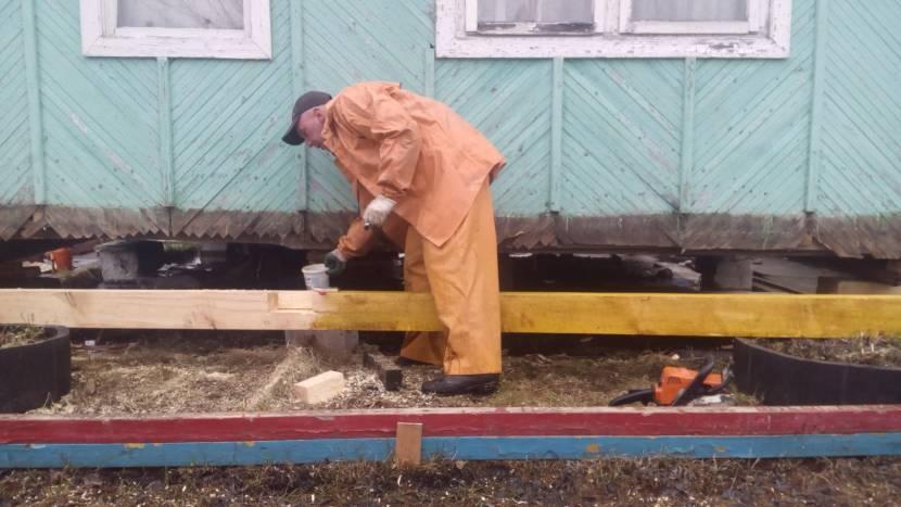 При подъёме бани редко удаётся обойтись без реконструкции кирпичной печи