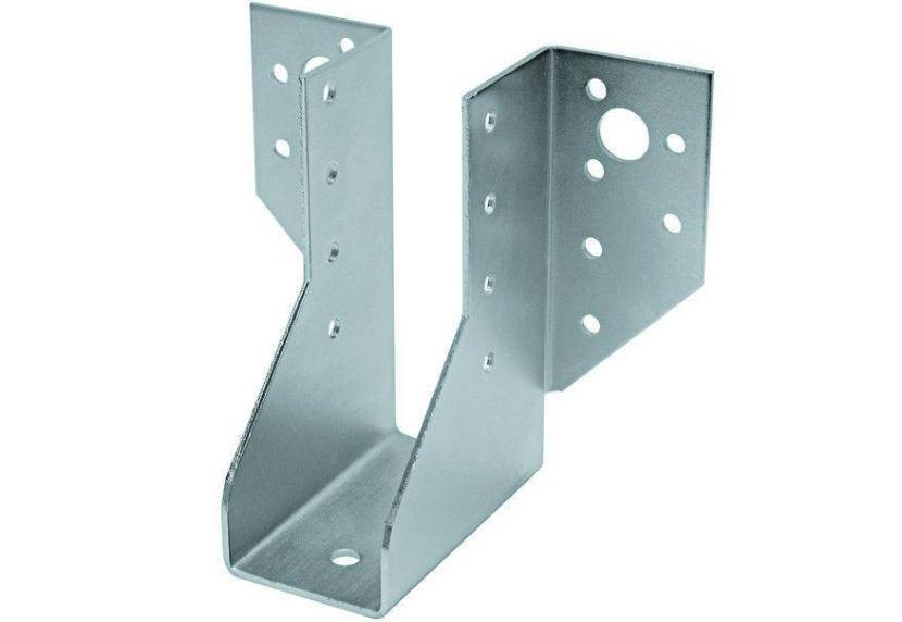 Скоба-держатель для вертикальных балок