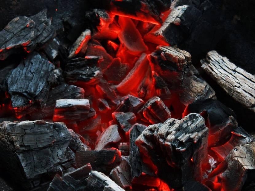 Рабочее состояние угля