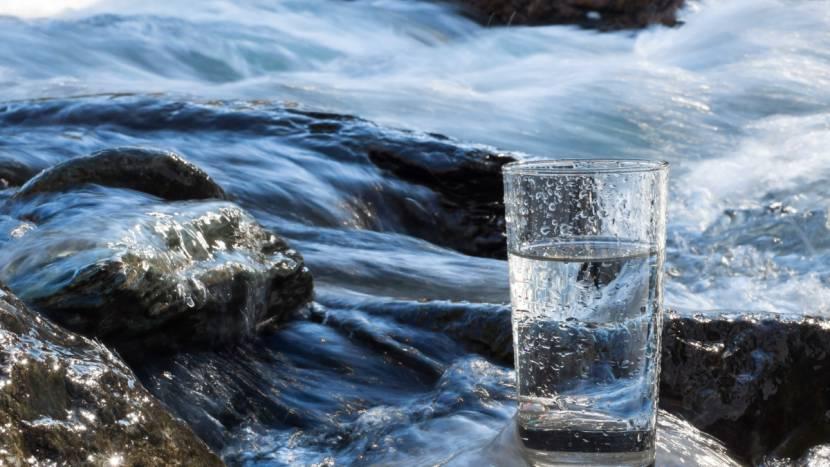 Омагниченная вода