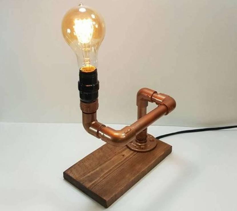 Пример настольной лампы