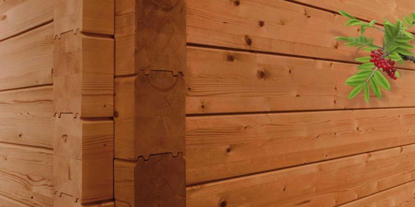Обработанная древесина