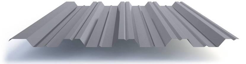 Профлист марки НС44 и сечением 0,6 мм