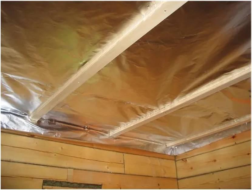 Изоляция сауны в подвале жилого дома