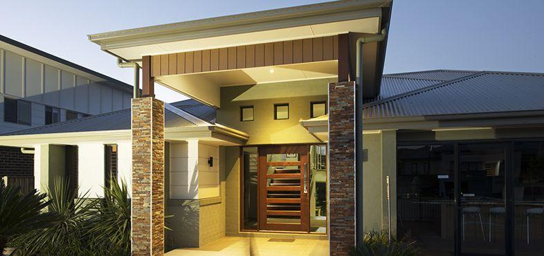 уличная входная дверь для загородного дома