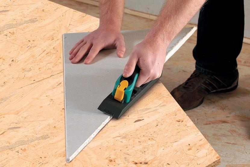 Фаски можно нарезать и специальным оборудованием