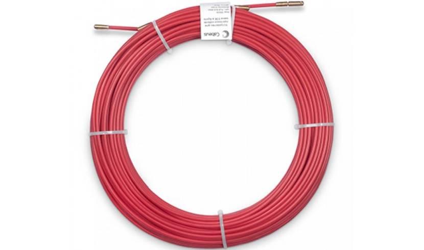 Стеклопластиковая кабельная протяжка