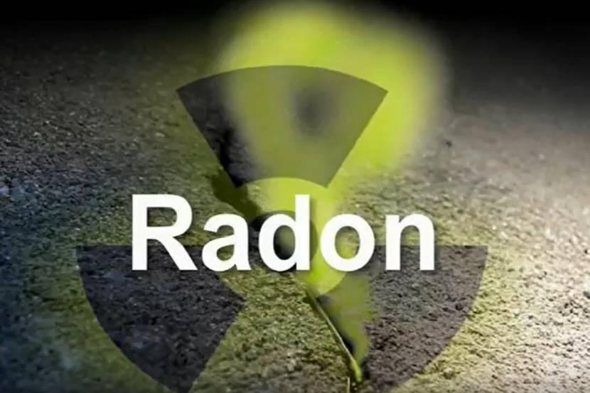 Радиоактивный газ