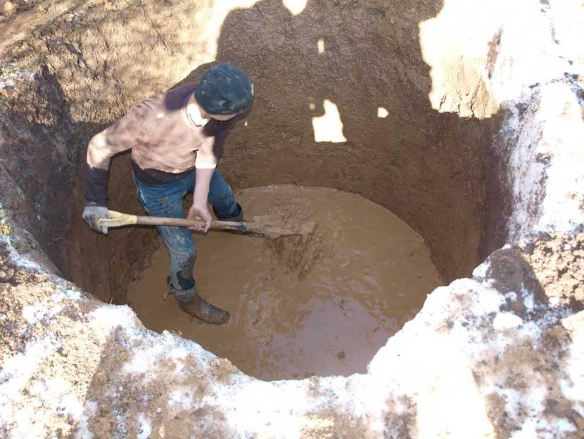 Изучение причин низкого уровня воды в колодце