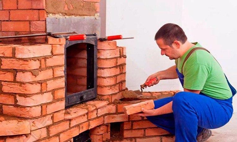 как правильно построить печку в доме
