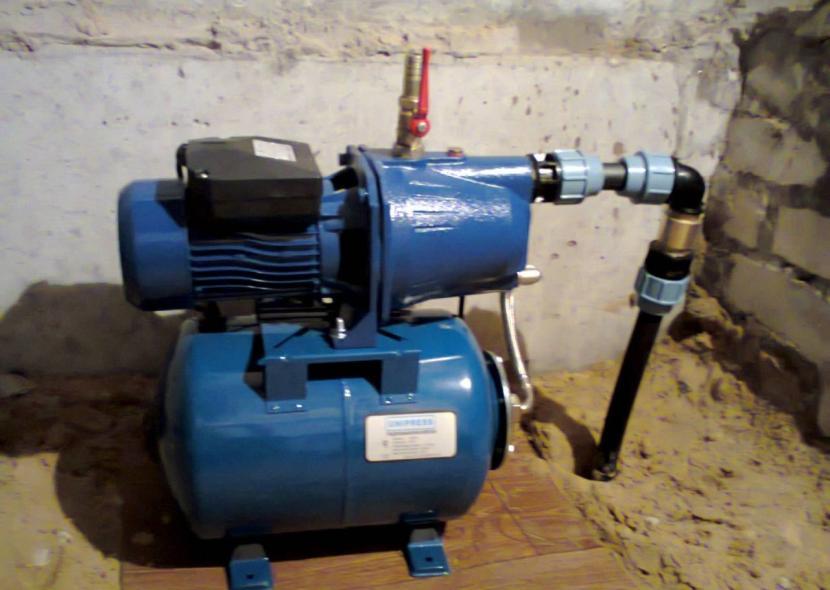 Техническое помещение для скважинного оборудования