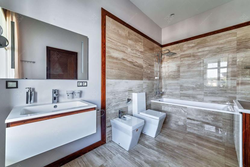 Эргономичная туалетная комната