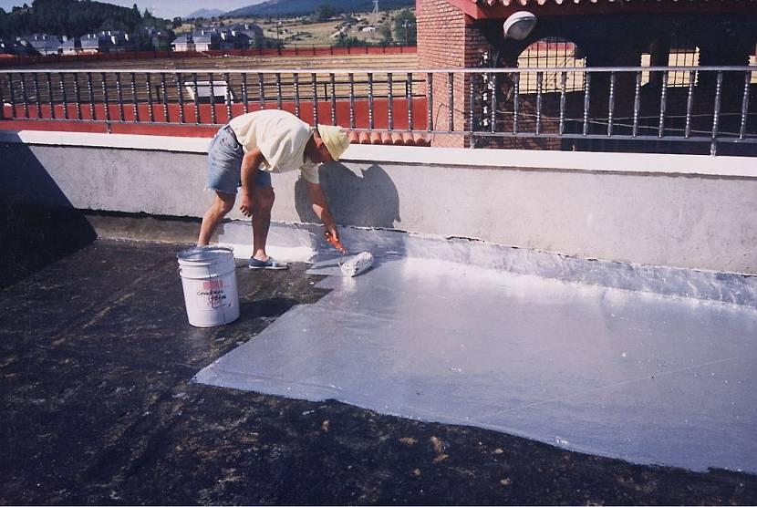мастика для крыши