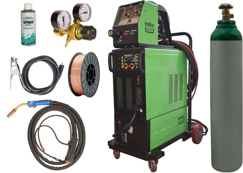Оборудование для электродугового сварочного процесса
