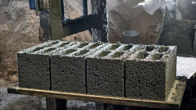 Сравнить керамзитобетон с газобетоном скульптура лев из бетона купить