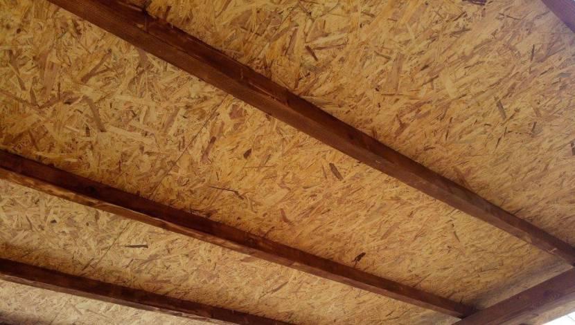 Важна прочность конструкции крыши