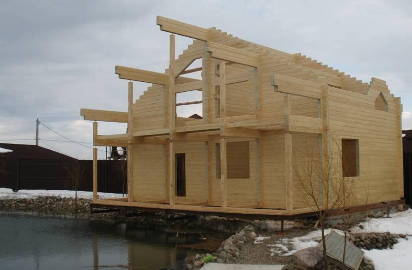 Строительство может вестись зимой