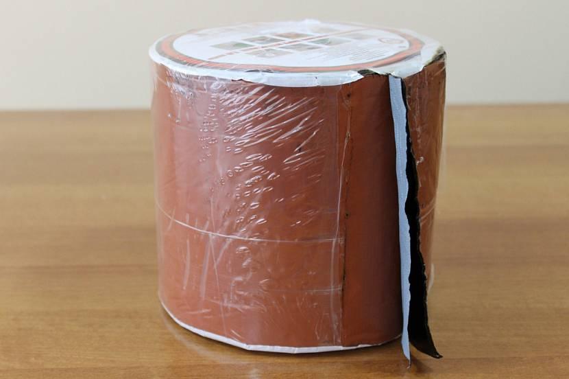 каучуковая лента для кровли