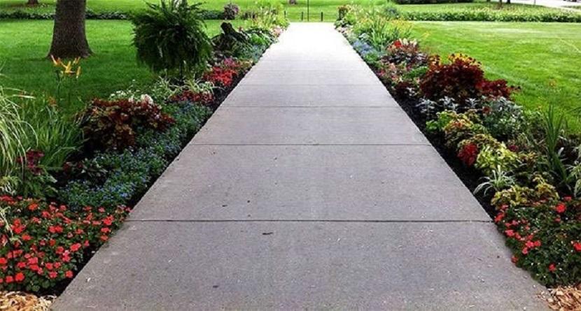 Шлифованный бетон