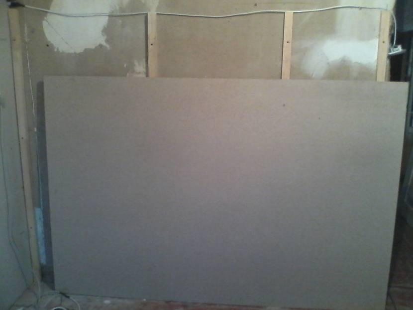 Обшивка стен плитами