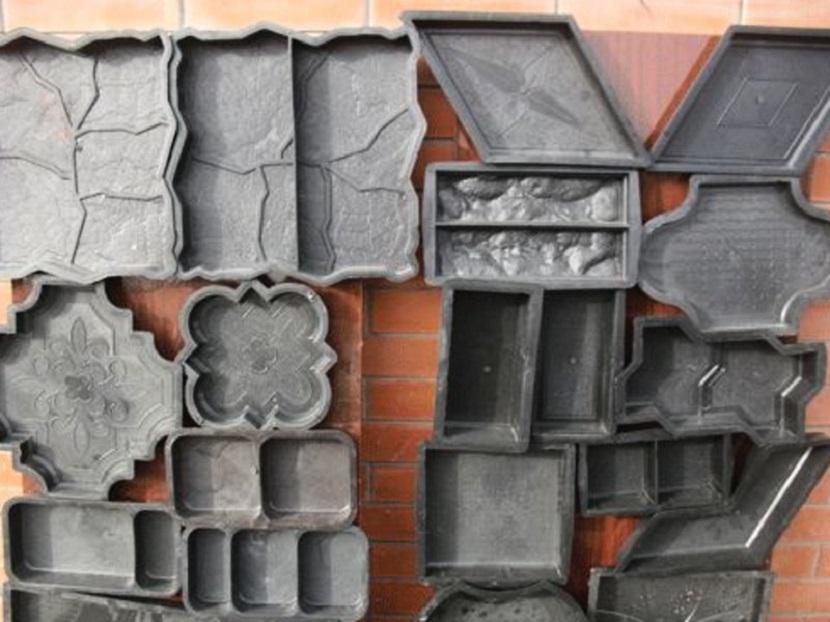 пластиковые формы для тротуарной фото бывшую супермодель узнают