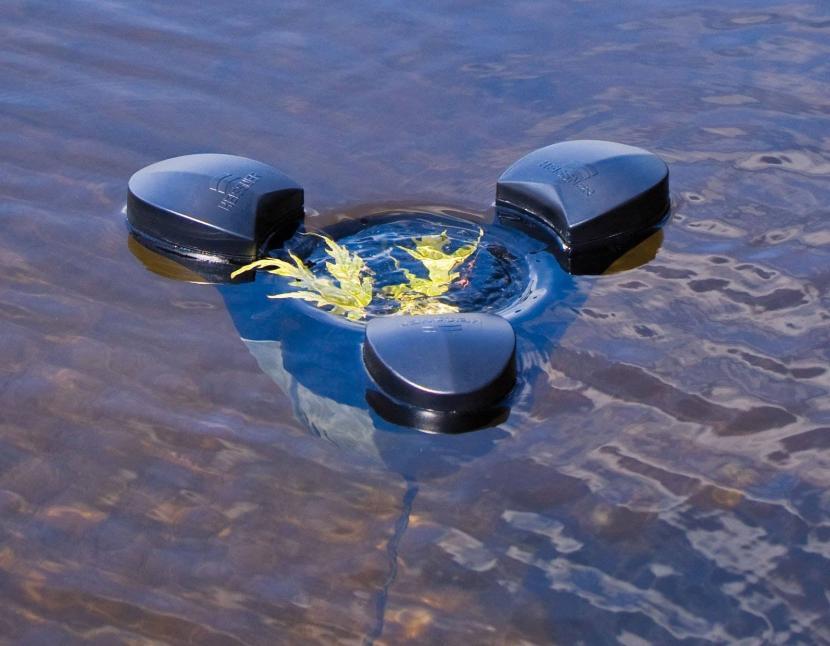 Скиммер для механической чистки водоёмов