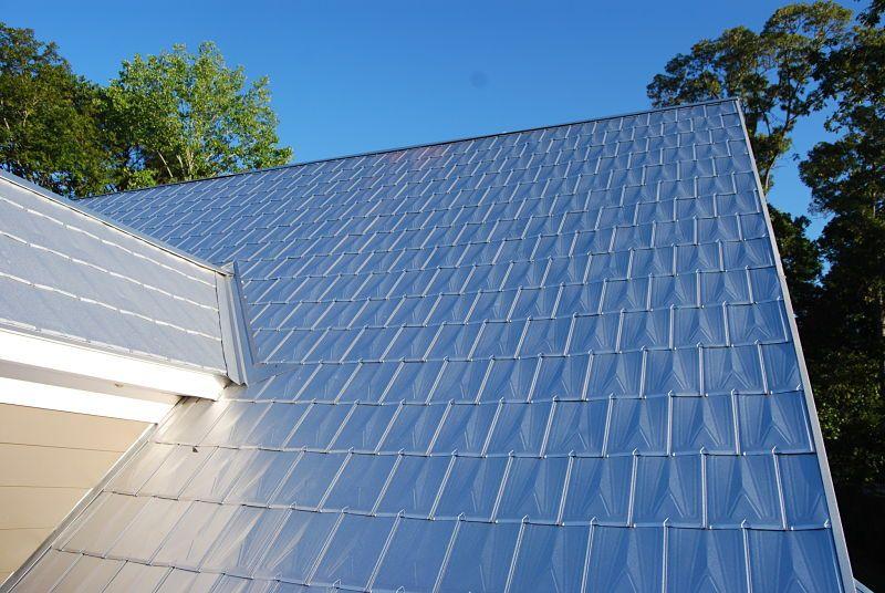 металлочерепица на крышу толщина
