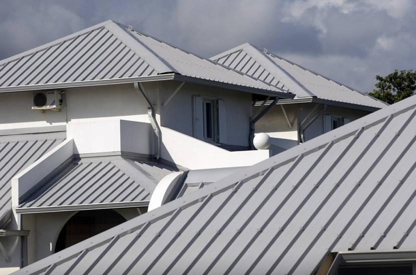 алюминиевая крыша