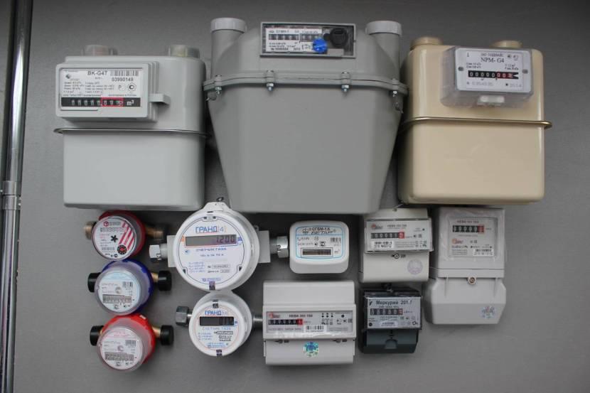 Существует множество разновидностей контрольных приборов
