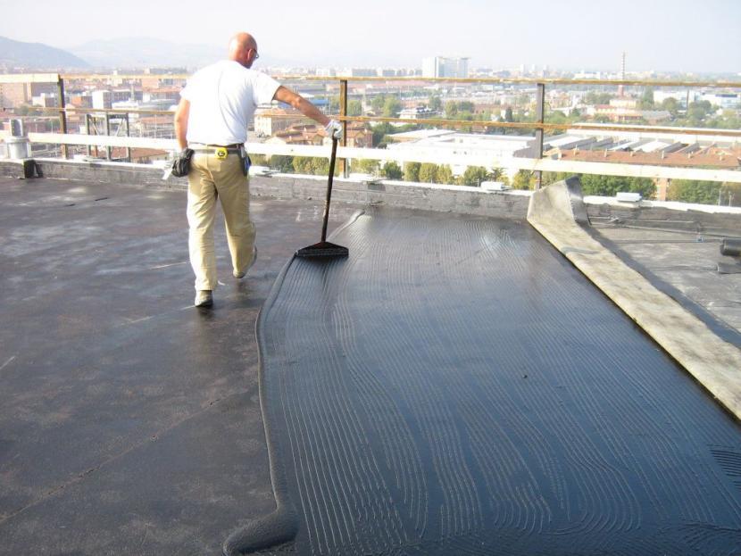 Создание защиты для крыши