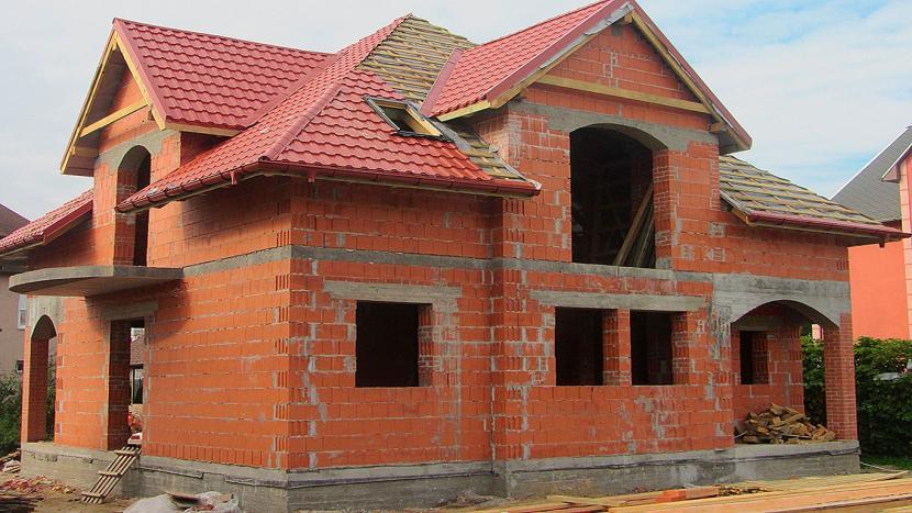 Долговечный дом из керамоблоков