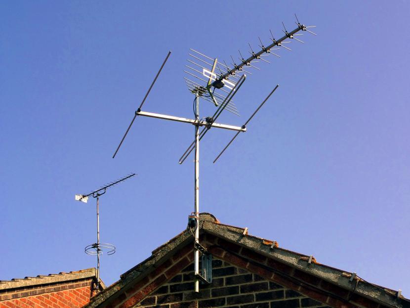 Дачная ТВ антенна